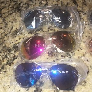 3 set of sunglasses